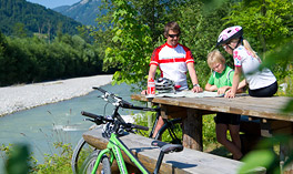 Cycling-und-Mountain-bike